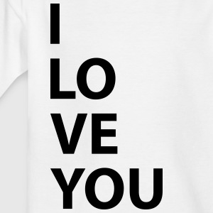 I love you - Kids' T-Shirt