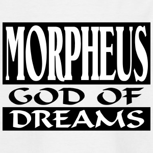 Morpheus _-_ God_Of_Dreams - Børne-T-shirt