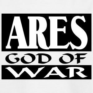 Ares_-_God_Of_War - Kinder T-Shirt