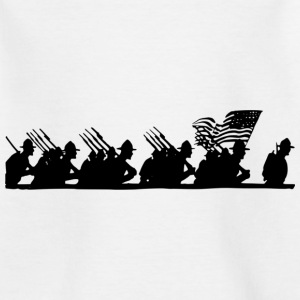 soldiers - Kids' T-Shirt