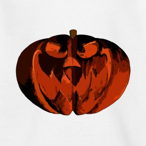 Halloween Pumpkin - T-skjorte for barn