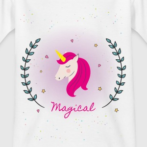 magical Unicorn - T-shirt barn