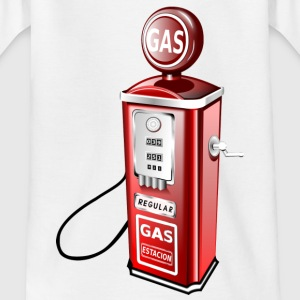 gas pump - Kids' T-Shirt
