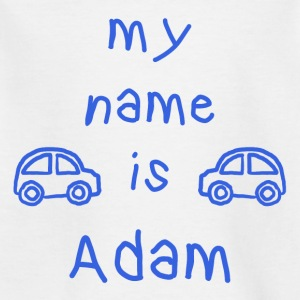 ADAM MY NAME IS - T-shirt Enfant