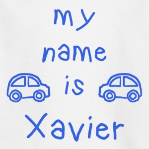 XAVIER MY NAME IS - T-shirt Enfant