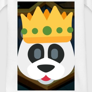 Clash Royal Panda - Kinderen T-shirt