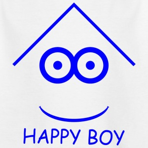 Happy boy - Kids' T-Shirt