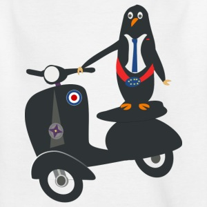 penguin370 - Kinder T-Shirt