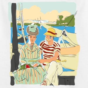 JLB Famous Painters 26072017 1 - Kids' T-Shirt