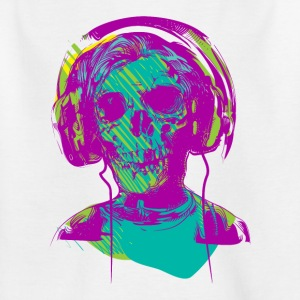 Zombie Music - T-shirt barn