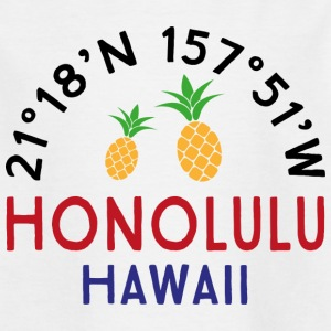 Honolulu - Kids' T-Shirt