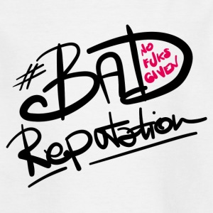 Bad Reputation - W - Kinderen T-shirt