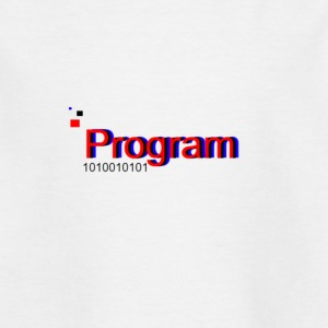Program - Kids' T-Shirt
