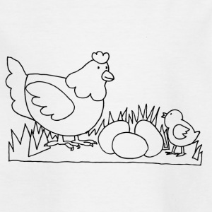 chicken146 - Kinder T-Shirt
