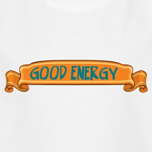 Good Energy - Camiseta niño