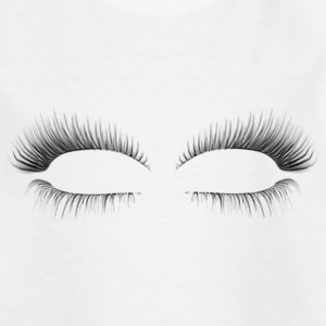 lashes - Kids' T-Shirt