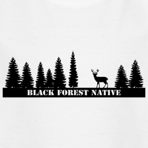 Black Forest Native - T-shirt barn