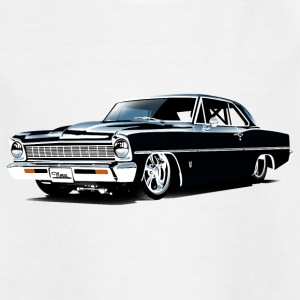 Chevy II Nova Super Sport - Kinderen T-shirt