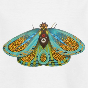 Psychedelic butterfly - Maglietta per bambini