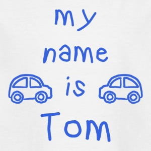 TOM MY NAME IS - Kids' T-Shirt