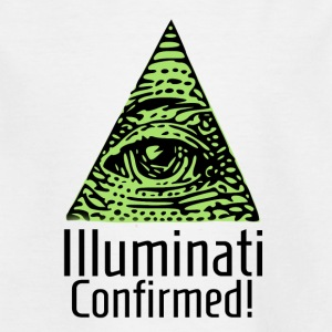 Illuminati Confirmed - Illuminati Shirt - Kids' T-Shirt