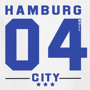 Hamburg City - Camiseta niño