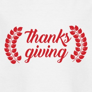Tack Ge November Thanksgiving Pilgrims - T-shirt barn