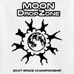 Dropzone blak - Kinder T-Shirt