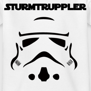stormtrooper - T-skjorte for barn