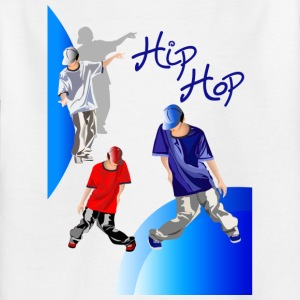 conception hiphop - T-shirt Enfant