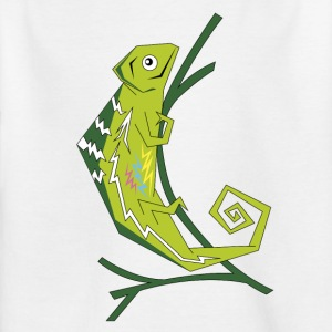 chameleon - Kids' T-Shirt