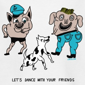 Let's Dance with your Friends