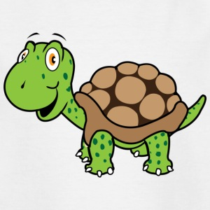 Turtle Solo - Kinder T-Shirt