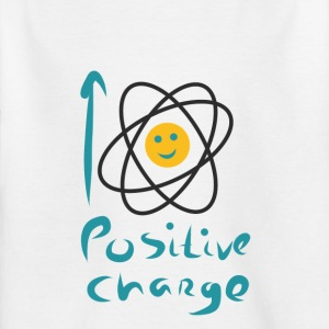 Positive Aufladung - Kinder T-Shirt