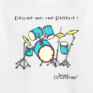 Luigi Drum - T-shirt Enfant