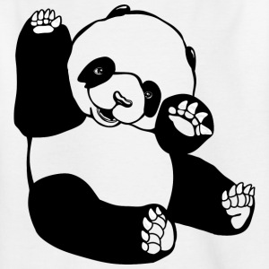 Panda bear - Kids' T-Shirt