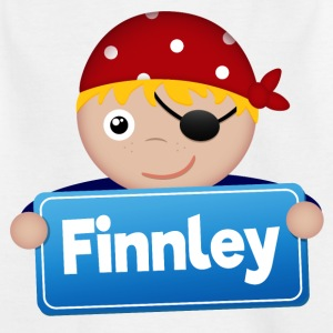 Petit Pirate Finnley - T-shirt Enfant