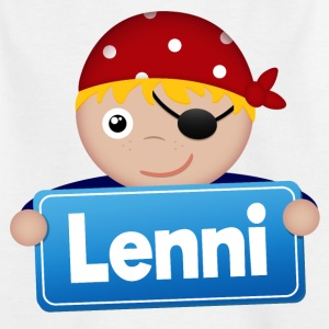 Petit Pirate Lenni - T-shirt Enfant