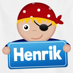 Little pirate Henrik - T-shirt Enfant