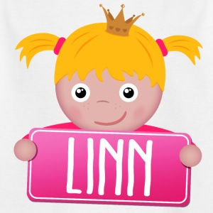 Little Princess Linn - T-shirt Enfant