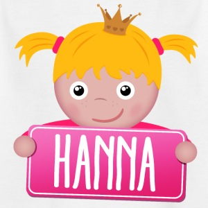 Little Princess Hanna - T-shirt barn
