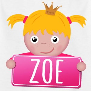 Little Princess Zoe - T-shirt Enfant