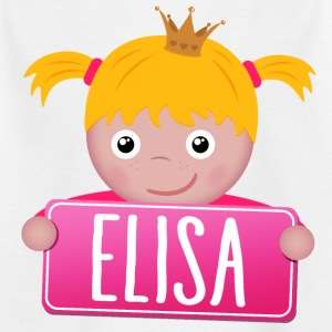 Little Princess Elisa - T-shirt Enfant