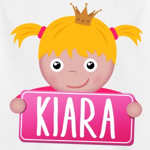 Little Princess Kiara - T-shirt Enfant