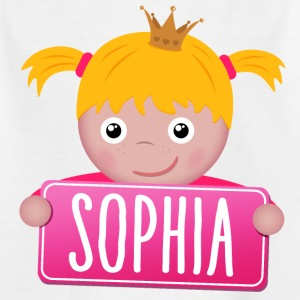 Little Princess Sophia - T-shirt Enfant