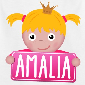 Little Princess Amalia - T-shirt Enfant
