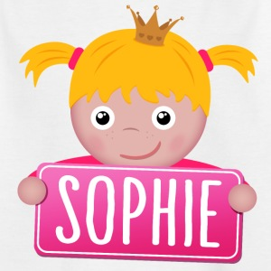 Little Princess Sophie - Kinderen T-shirt