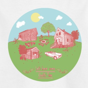 Quality Time by cheslo - Kids' T-Shirt