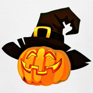 Halloween magiska pumpa - T-shirt barn