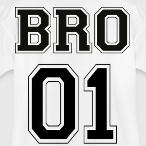 BRO 01 - Black Edition - Børne-T-shirt